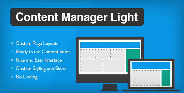Preview for Content Manager Light