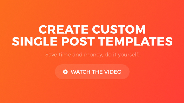 Post Custom Templates Pro - WordPress plugin - 3