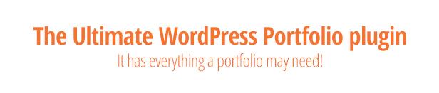Portfolio Manager Pro - Portfólio e Galeria Responsivo do WordPress - 1