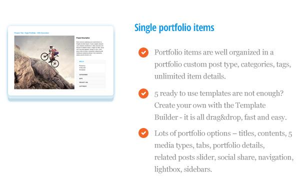 Portfolio Manager Pro - Portfólio e Galeria Responsivo do WordPress - 4