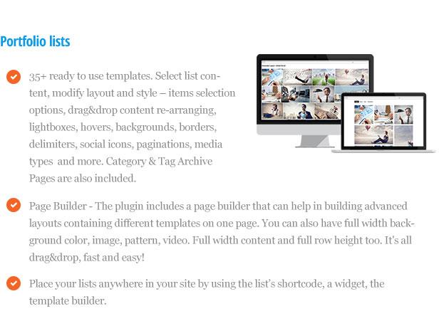 Portfolio Manager Pro - Portfólio e Galeria Responsivo do WordPress - 5