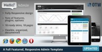 hrllo-admin-admin-template