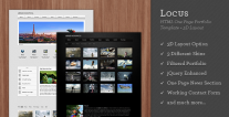 locus-website-template