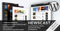 newscast-4-in-1-wordpress-theme