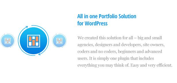 Portfolio Manager Pro - WordPress Responsive Portfolio & Gallery - 2