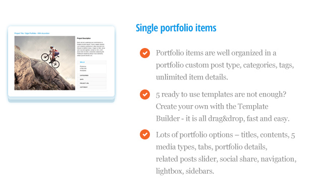 Portfolio Manager Pro - WordPress Responsive Portfolio & Gallery - 4